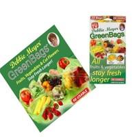 Debbie Meyers Green Bag Yeşil Saklama Poşetleri