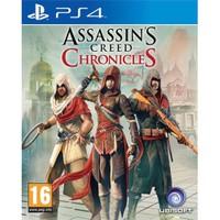 Ps4 Assassıns Creed Chronıcles