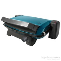 Blue House BH446SP Coloritos Tost Makinesi Teflon 1800W Mavi