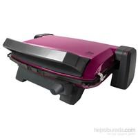 Blue House BH446SP Coloritos Tost Makinesi Teflon 1800W Pembe