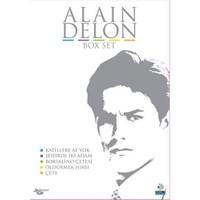 Alain Delon 5'li Box Set