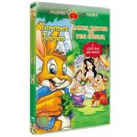 Yaramaz Tavşan-pamuk Prenses ve Yedi Cüceler (2 Film Bir Arada) ( DVD )