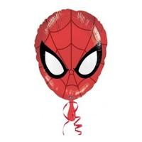 Parti Paketi Spiderman Şekilli Folyo Balon