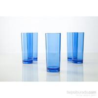 Plabar Kırılmaz Long Drınk (Mavi) 6Lı