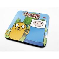 Pyramid International Bardak Altlığı - Adventure Time Finn & Jake