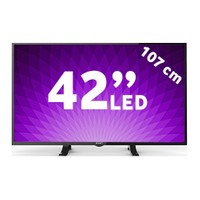 "Axen 42"" 106 Ekran Full HD LED Ekran (Sunny Elektronik A.Ş. Garantisindedir.)"
