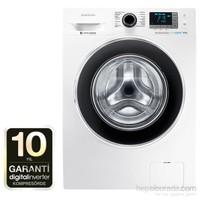 Samsung WF90F5EGU4W/AH A+++ 9 Kg 1400 Devir Ecobubble Çamaşır Makinesi
