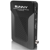 Sunny 14950 TKGS Uyumlu Full HD-PVR+USB MINI Uydu Alıcısı (Uydudan Güncelleme)