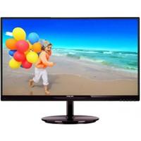 "Philips 224E5QSB/01 21.5"" 5ms (Analog+DVI) Full HD IPS Led Monitör"