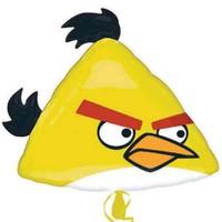 Pandoli Supershape Folyo Yellow Bird Balon