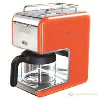 Kenwood CM027 kMix Serisi Filtre Kahve Makinesi Turuncu