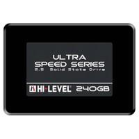 "Hi-Level Ultra 240GB 550MB-530MB/s 2,5"" Sata3 SSD HLV-SSD30ULT/240G + Aparat"