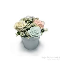 Ejoya Gifts Renkli Güller Taş Aranjmanı