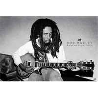 Pyramid International Maxi Poster - Bob Marley Redemption Song