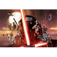 Pyramid International Maxi Poster - Star Wars Episode Vıı Galaxy