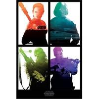 Pyramid International Maxi Poster - Star Wars Episode Vıı Rebel Blocks
