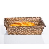 Cosıness Rattan Dikdörtgen Ekmek Sepeti - Xlarge