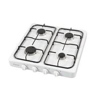 Ferre 540 4 Gözü Gazlı Beyaz Setüstü Ocak-LPG