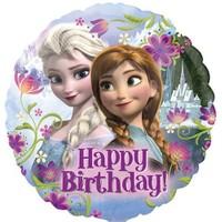 Pandoli 45 Cm Folyo Balon Frozen Happy Birthday