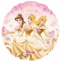 Pandoli 45 Cm Folyo Balon Disney Prenses Büyülü Mevsim