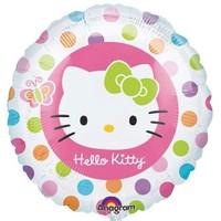 Pandoli 45 Cm Folyo Balon Hello Kitty Rainbow