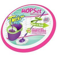 Twist Hasırlı MopSet