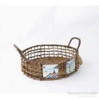 Saplı Yuvarlak Sepet, Kumsal Keyfi, Küçük