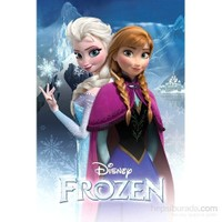 Maxi Poster Frozen Anna And Elsa