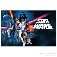 Maxi Poster Star Wars A New Hope Landscape