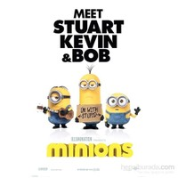Maxi Poster Minions I'm With Stupid