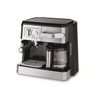Delonghi BCO420 Metal Combo Espresso, Cappuccino, Filtre Kahve Makinası