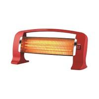 Raks Vera Quartz 1400 Watt Isıtıcı Kırmızı