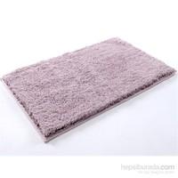 İrya Floor 2'li Banyo Paspası 70x120+45x60 Gül Kurusu