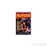 Maxi Poster Pulp fiction Uma On Bed