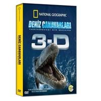 National Geographic: Deniz Canavarları - Tarihöncesi Bir Macera (Double - 3 Boyutlu)