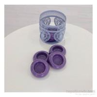 Keramika Mumluk Egemen 7 Cm Mor 501
