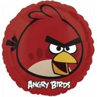 Parti Paketi Angry Birds Red Folyo Balon