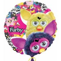 Parti Paketi Furby Folyo Balon