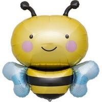 Pandoli Supershape Folyo Bumble Bee Balon