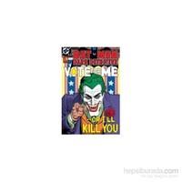Maxi Poster Batman Joker Vote For Me