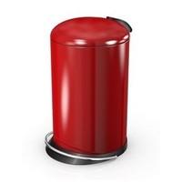 Hailo Topdesign 16 Ev-Ofis Çöp Kovası - Kırmızı