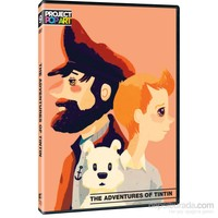 Adventures Of Tintin (Tenten'in Maceraları) (DVD)