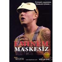 Eminem (Maskesiz) ( DVD )