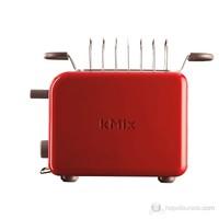 Kenwood TTM021 KMiX Serisi Ekmek Kızartma Makinesi Kırmızı