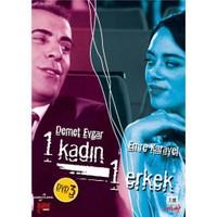 1 Kadın 1 Erkek DVD 3 (Double) (17-26. Bölümler)