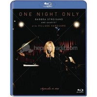 One Night Only (Barbra Streisand And Quartet At The Village Vanguard)