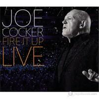 Joe Cocker – Fire It Up (Dvd)