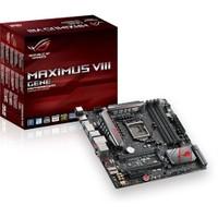 Asus MAXIMUS VIII GENE Intel Z170 3800MHz(OC) DDR4 Soket 1151 ATX Anakart