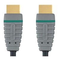 Bandridge BVL1202 HDMI - HDMI 2m Ethernet High Speed HDMI Altın Kaplama Kablo