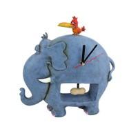 Fil Figürlü Saat
